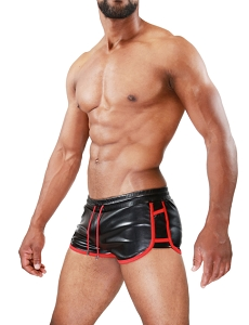 Cruise Delux shorts Black / red